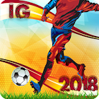 Football World Cup Soccer Hero:Road To Russia icon