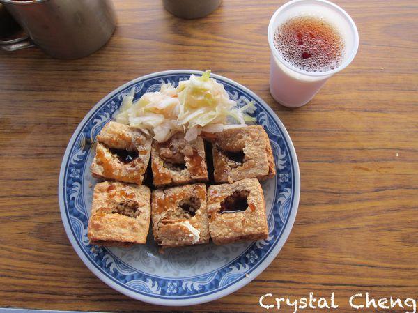 花蓮瑞穗林家臭豆腐 夠香夠臭又夠脆的好好吃臭豆腐 久久不吃會想念呀!(小吃 必吃 一中街)