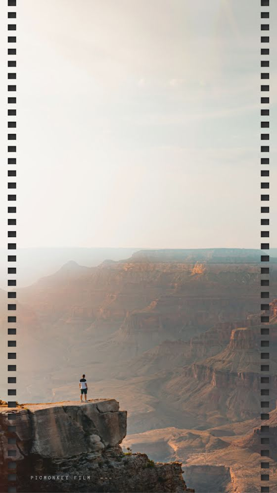 Canyon Vertical - Facebook Story Template