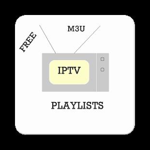 Free IPTV Lists (m3u) - náhled