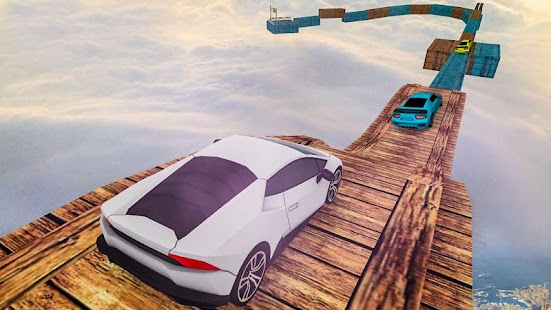 Extreme Impossible Tracks Real Stunt Car Race 2018 - náhled