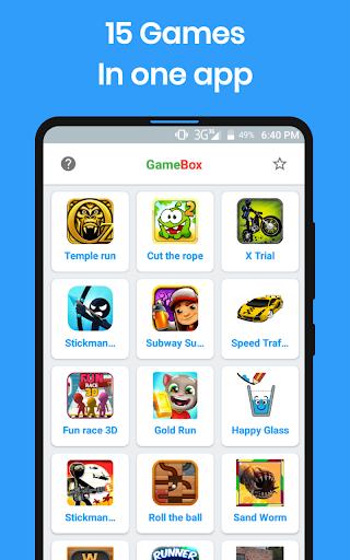 GameBox apktram screenshots 1