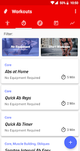 Six Pack in 30 Days - Abs Home Workouts PRO
