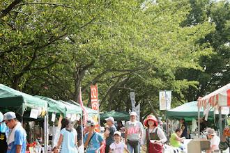 Photo: 夏休みの思い出に 運河の楽しい夏祭り