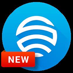 Free WiFi map