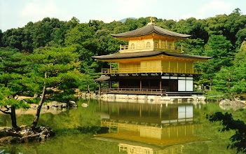 Photo: Kinkaju-ji, Kyoto. 1999.