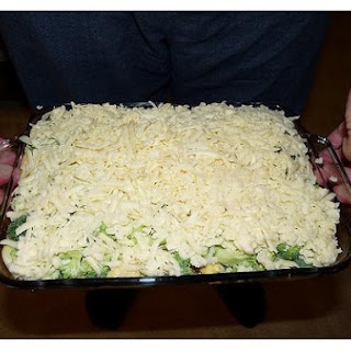 Chicken-and-Broccoli Casserole