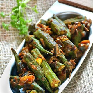 Bhindi Masala or Bhindi Masala Recipe
