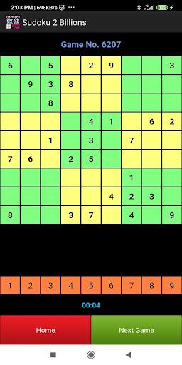 Cloud Sudoku apkmind screenshots 3