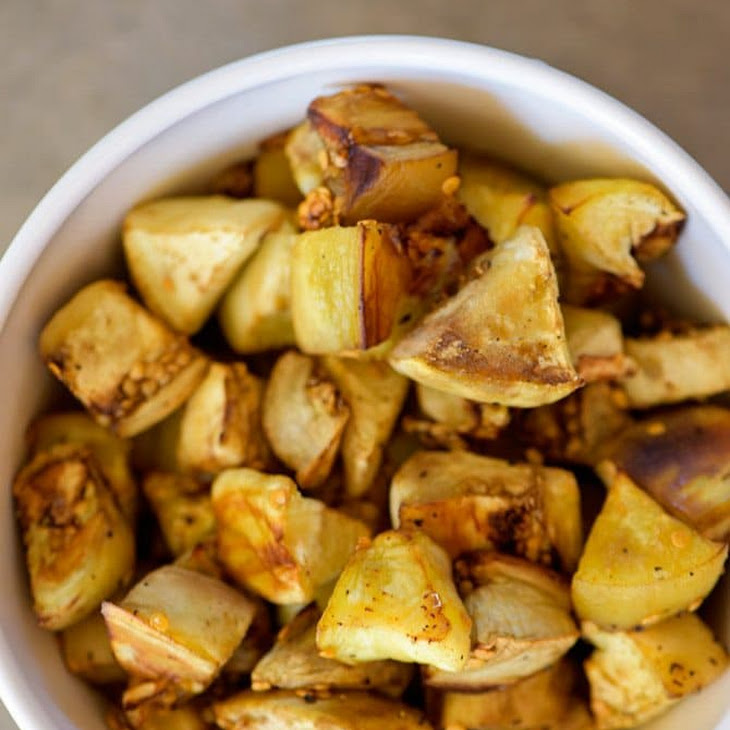 Roasted Eggplant Recipe