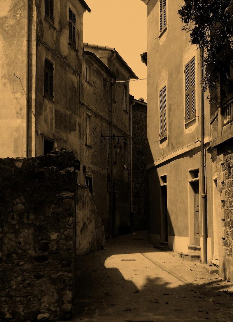 Borgo nascosto delle Cinque Terre... di Alex83