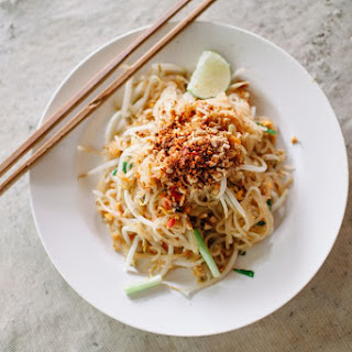 Vegetarian Pad Thai (Gluten-Free, Vegan-Friendly) Recipe