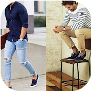 simple outfit men's 2018