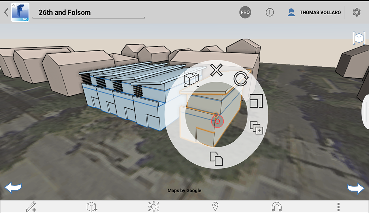 Autodesk FormIt 360- screenshot