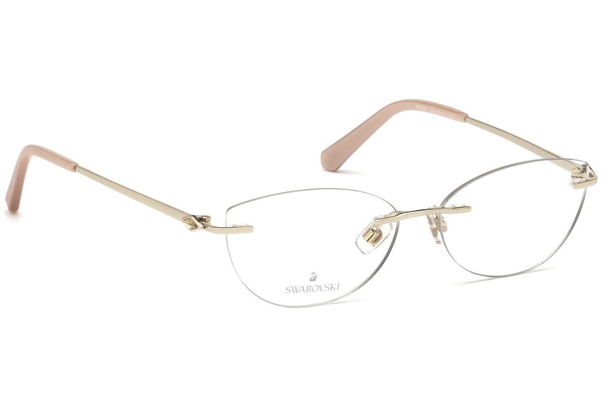 Comprar Monturas Swarovski SK5253 C53 032 (gold / ) | opti.fashion