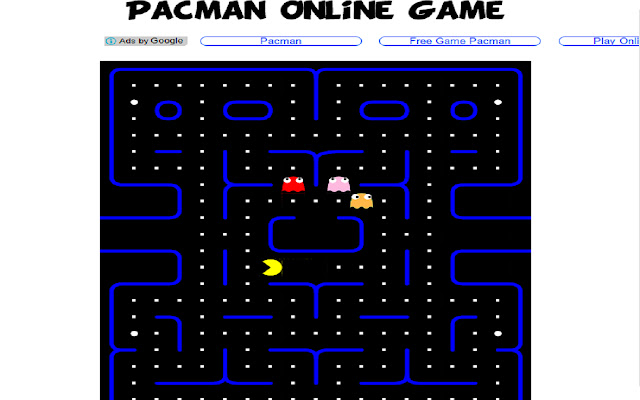 Pacman: Play Pac-Man Game Online
