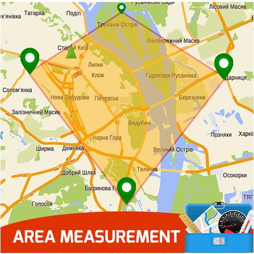 kart avstandsmåling GPS Area Calculator   Geo Map Distance Measurement – Apper på  kart avstandsmåling