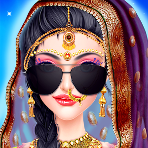 Indian Wedding Bride Makeup Salon for PC