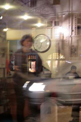 vetrina al bar di gianas