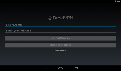 DroidVPN - Android VPN screenshot 5