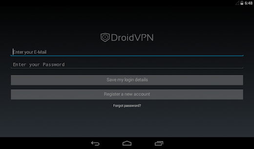 DroidVPN – Easy Android VPN 5