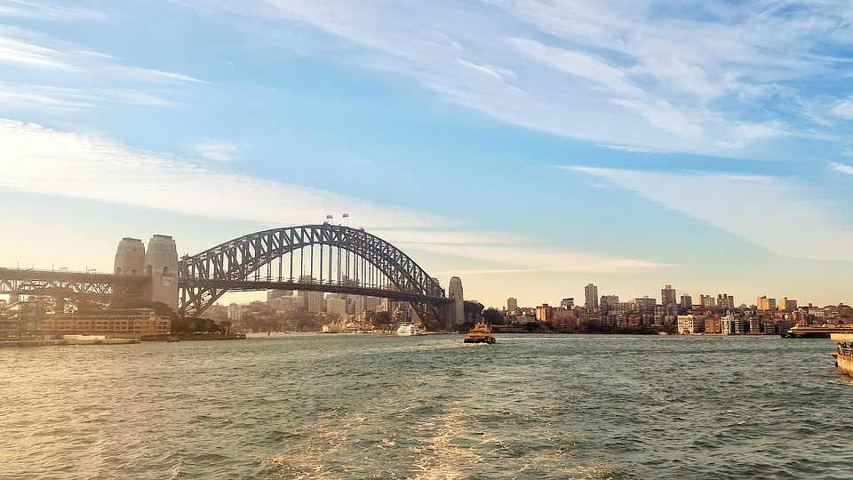 Sydney, Harbour Bridge, Australia, Bridge, Architecture