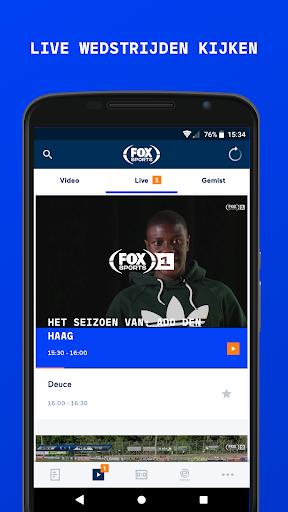 FOX Sports NL 8.0.3-test screenshots 5