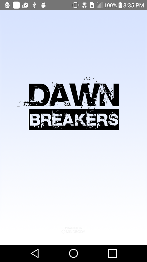 Dawn Breakers- screenshot