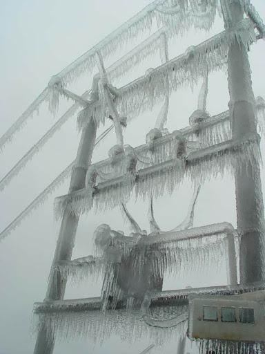 贵州铜仁市冰雨