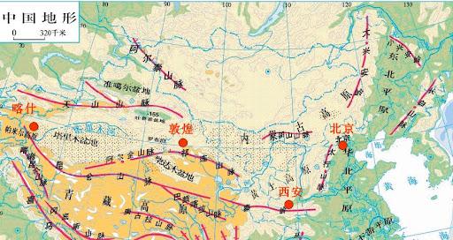 中国古文明中心