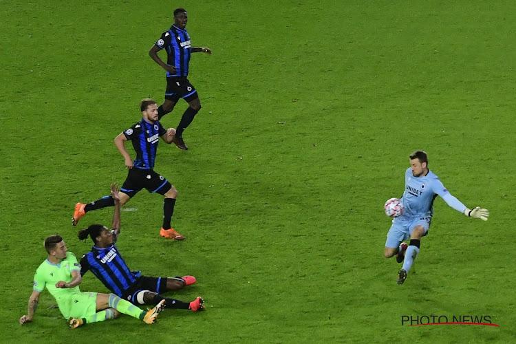 """Mignolet met één supersave: """"We weten dat we ons kunnen meten met Lazio en Zenit. Nu Dortmund..."""""""