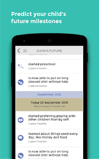 Smart Baby Diary - náhled