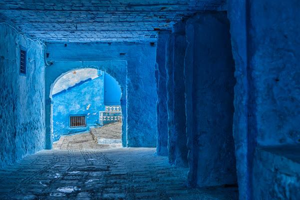 Nel blu dipinto di blu ...  di laurafacchini
