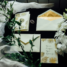 Wedding photographer Katya Solomina (solomeka). Photo of 17.03.2017