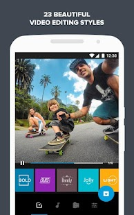 Quik – Free Video Editor for photos, clips, music - náhled