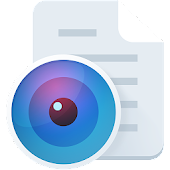 Quick PDF Scanner + OCR FREE icon