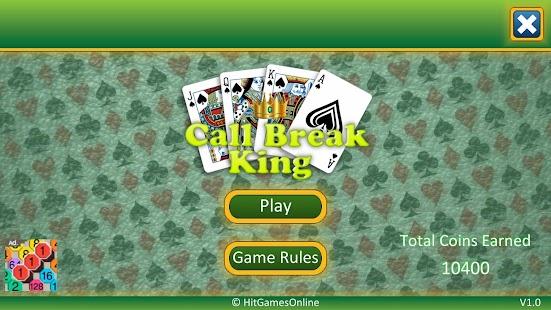 Call Break King - náhled