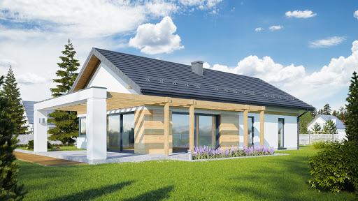 projekt Dom przy Bukowej 9