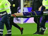 Yari Verschaeren : Anderlecht fixé sur sa blessure et sa durée d'absence