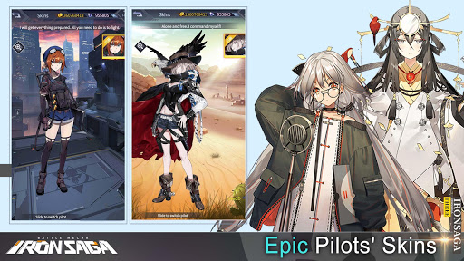 Iron Saga - Battle Mecha 2.27.3 screenshots 19