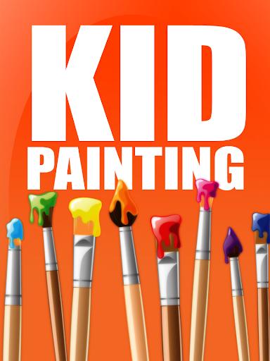 Enfants Dessins kid painting