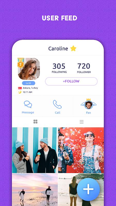 Bermuda Video Chat - Meet New People screenshots