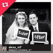 Photo: Alexa & Justin Ever After Wedding Portrait! #intercer #wedding #bride #groom #young #youth #dress #white #suit #beautiful #life #pretty #portrait #smile #love #romance #family #braids #eyes - via Instagram, http://instagr.am/p/WXYrn8JfpW/