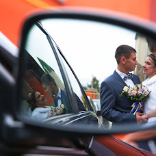 Wedding photographer Sergey Zhegalov (ZhegalovS). Photo of 15.09.2015