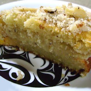 Brazil Nut Cake (Bolo de Castanhas do Pará)