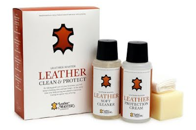 Leather Clean & Protect Paket