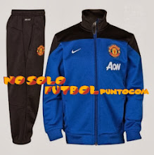 Photo: Manchester United Chandal