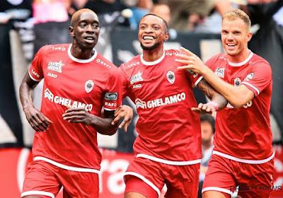 """Zomeraanwinst ziet het groots: """"Met Antwerp naar de Champions League"""""""