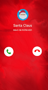 Llamada de Santa Claus Screenshot