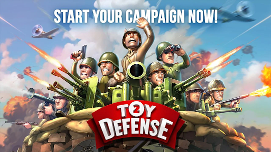Toy Defence 2 – Tower Defense game MOD (Unlimited Money) 5
